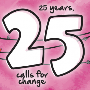 25 Calls cover image