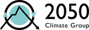2050 climate group logo