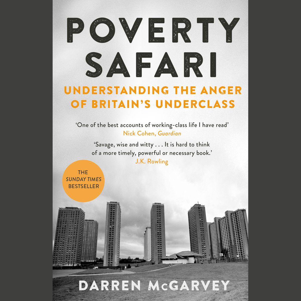 Poverty Safari book cover