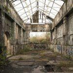 Derelict Building (c) Tom Manley
