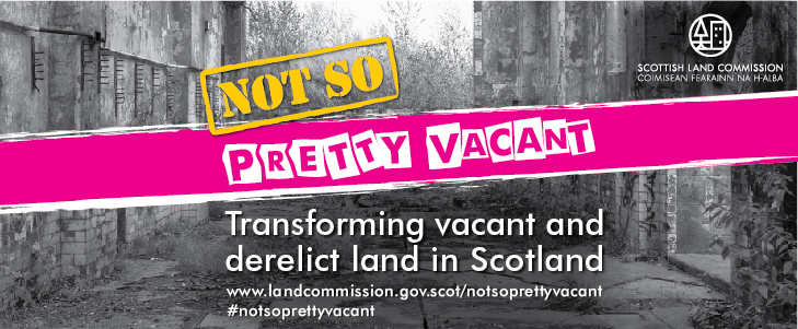 Not So Pretty Vacant campaign – Land Commission