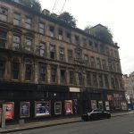 Vacant Building in Glasgow - (c) Scottish Land Commission