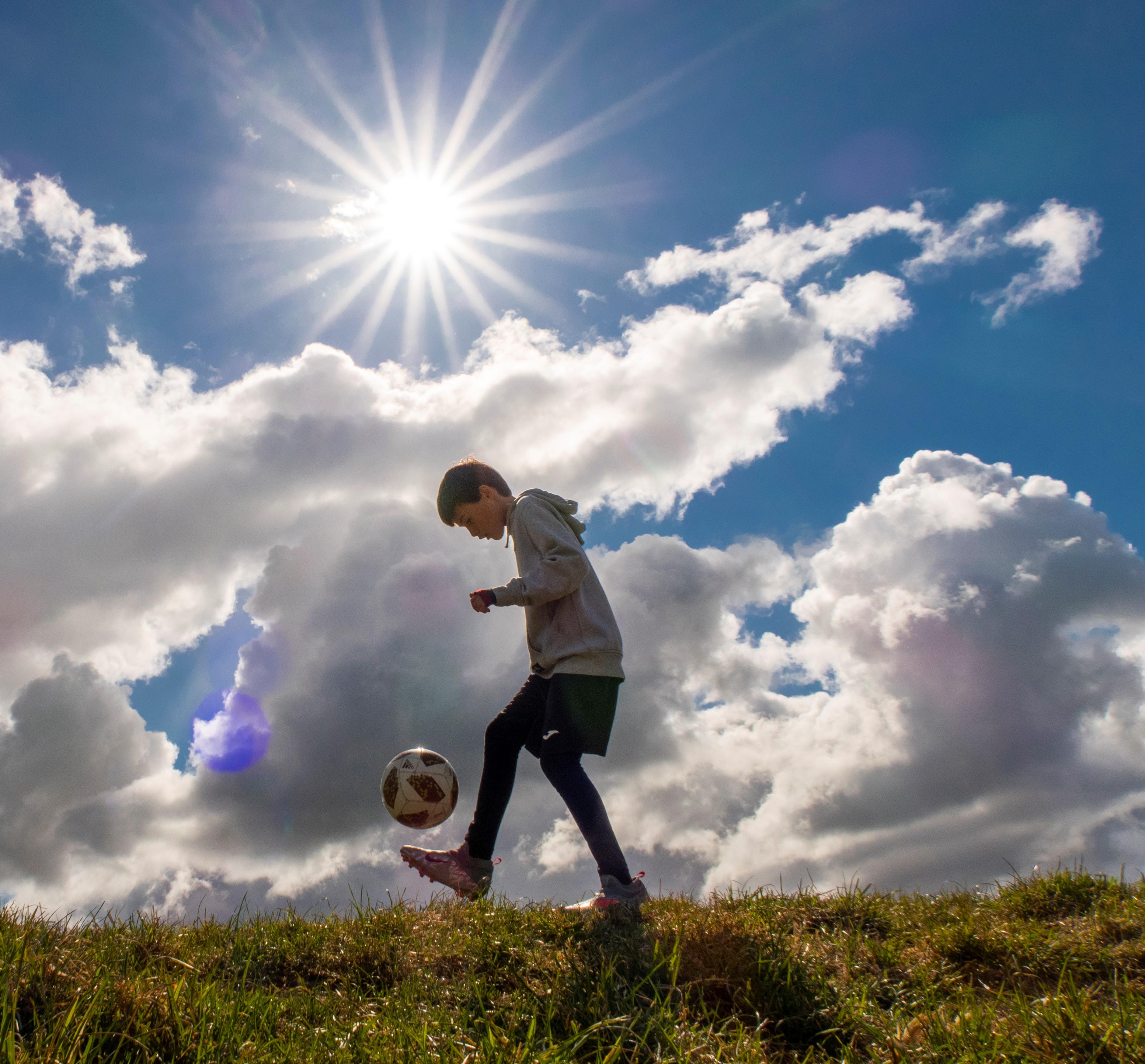 Children in Scotland posed by model.  Photo Phil Wilkinson