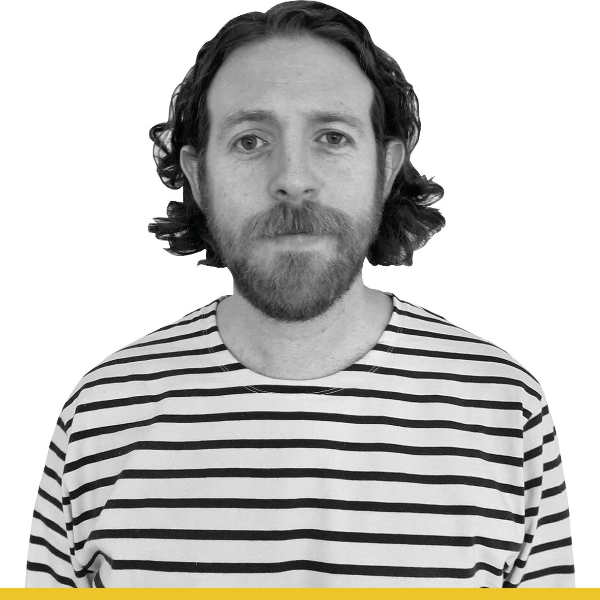 Portrait of Neil Cowan